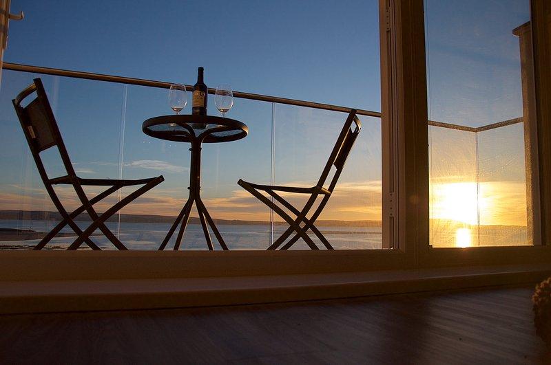 Traeth Bychan Luxury Apartment, alquiler de vacaciones en Carmarthenshire