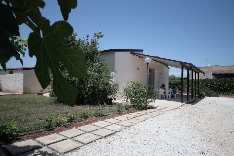 Villetta San Lorenzo - Marzamemi, location de vacances à Reitani