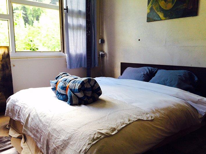 Bedroom 2 Double bed 160