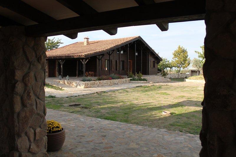 AGROTURISMO  LOS CASTILLOS   TRANQUILIDAD Y NAURALEZA A SOLO 20 MIN DE TOLEDO, Ferienwohnung in Los Yebenes
