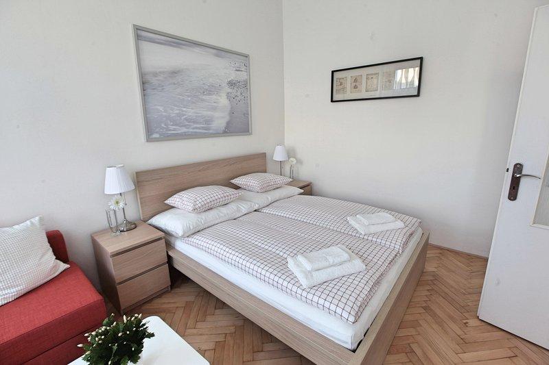 ACA apartment 5 Ostrovského, alquiler vacacional en Nizbor