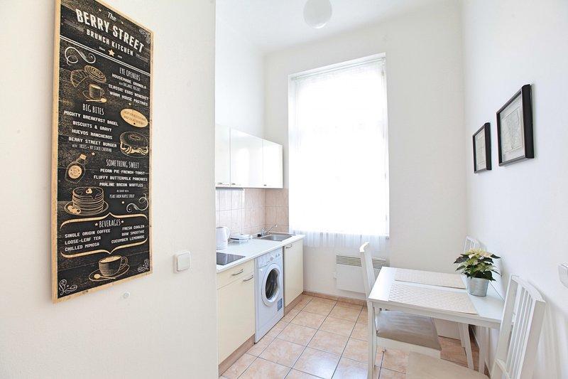 ACA apartment 4 Ostrovského, alquiler vacacional en Nizbor