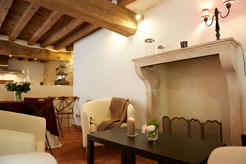 HAMEAU de BLAGNY - Maison Cistercia, holiday rental in Puligny-Montrachet