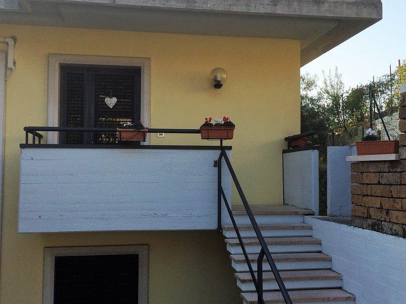 APPARTAMENTO GLI ULIVI VALPOLICELLA, location de vacances à San Vito Al Mantico