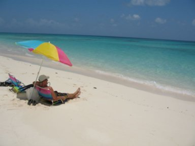 Jolly Mon Beach