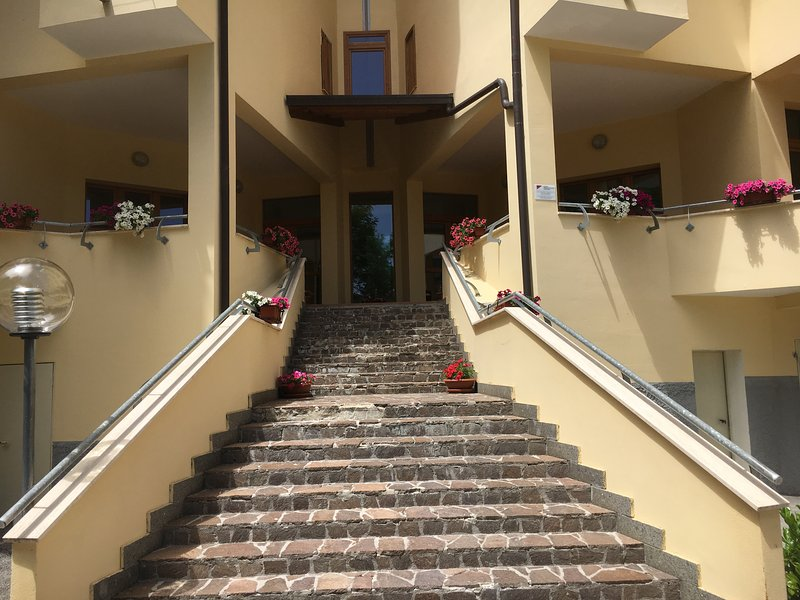 Appartamento  sirente, holiday rental in Province of L'Aquila