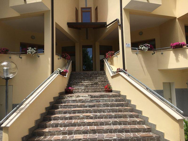 Appartamento  sirente, holiday rental in Fontecchio