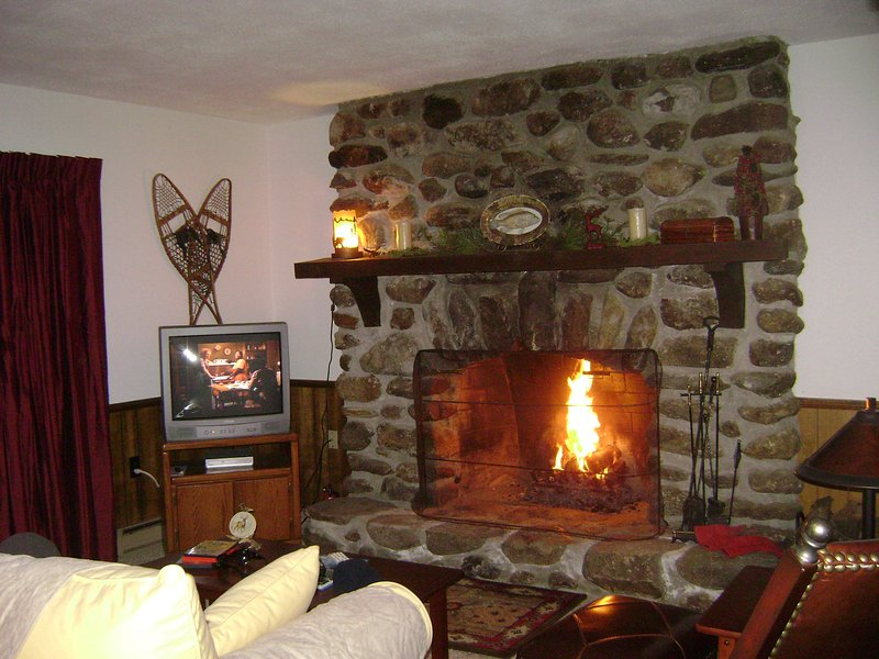 Spacious 1 bedroom condo near 5 major ski areas!, alquiler de vacaciones en Glen