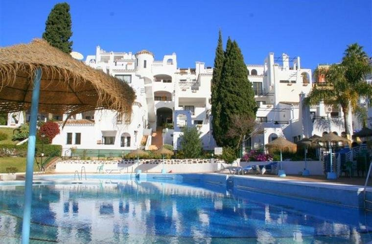 Exclusive  holiday complex Pueblo Evita,2room flat near beach in Costa del Sol, vacation rental in Arroyo de la Miel
