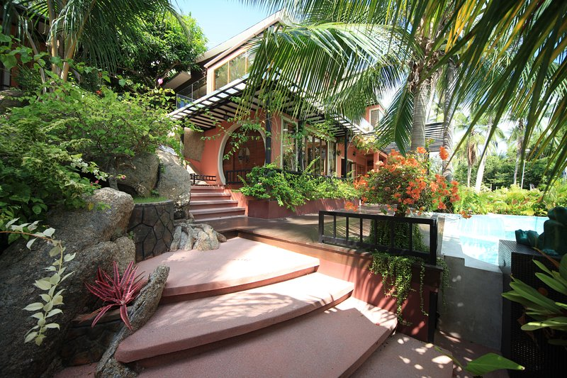 High Stone Villa, vacation rental in Baan Tai