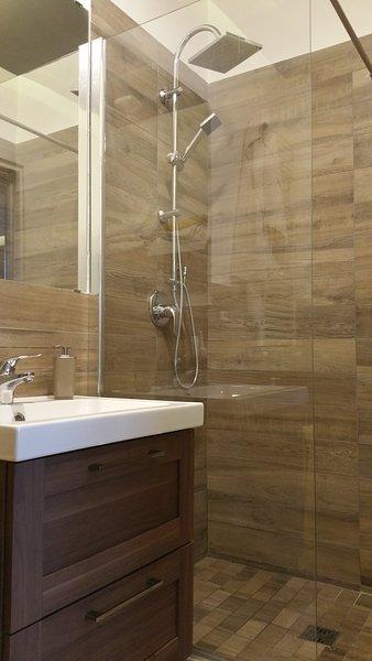 Salle de bains avec douche 1 chambre