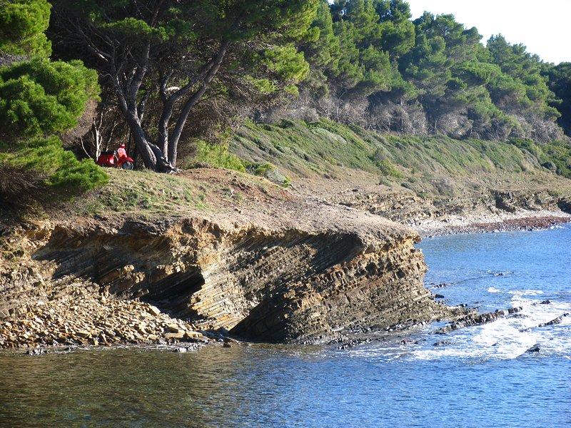 kusten Punta Licosa's