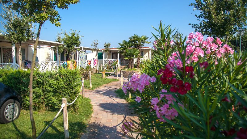NEW MOBILE HOMES GARDENIA, vakantiewoning in Chioggia