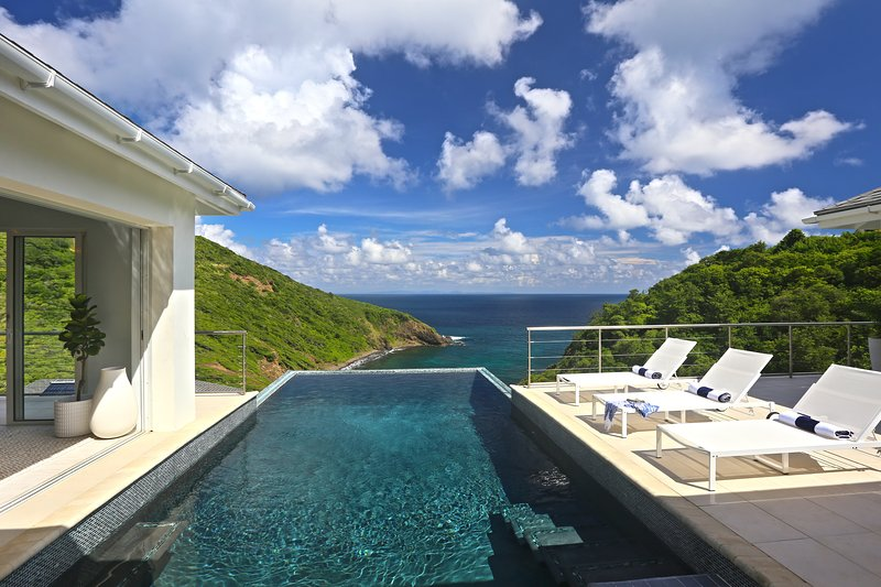 Xhale Luxury Villa, holiday rental in Gros Islet Quarter