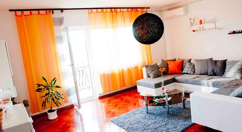 Apartment Šestine **** with parking, alquiler vacacional en Donja Stubica
