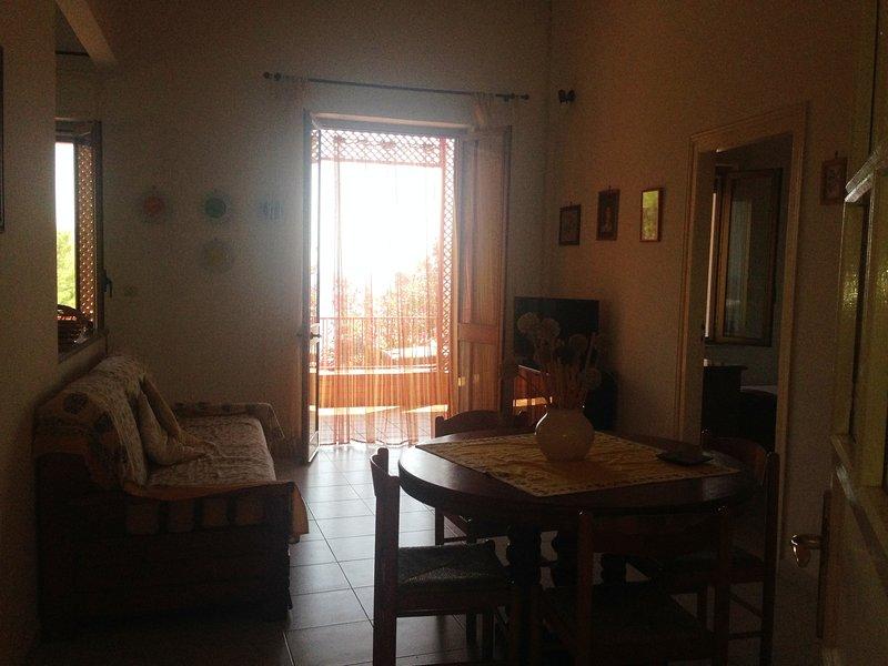 Fronte del porto, casa vacanza a Ustica