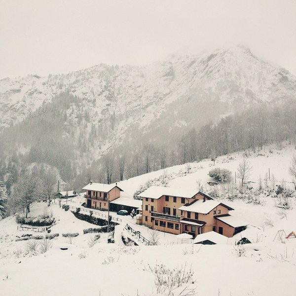 Alpe Noveis, Ferienwohnung in Province of Biella