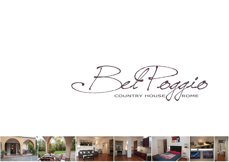Roma Bel Poggio Country House Chalet in Rome