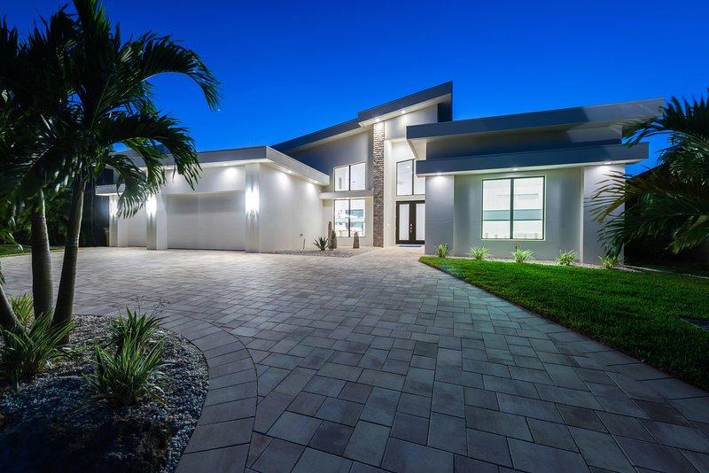 Modern and stylish architecture