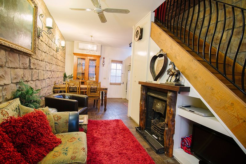 The Stable on Olive, holiday rental in Mildura