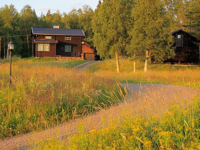 Basecamp Norråker – semesterbostad i Jämtland and Härjedalen