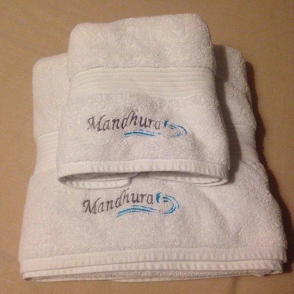 toallas personalizadas.