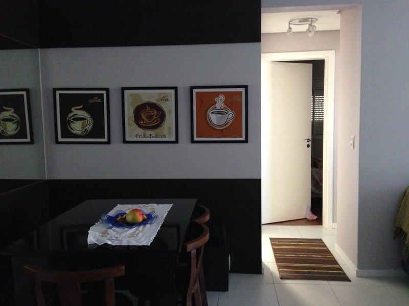 Lindo apartamento na melhor localização, location de vacances à Governador Celso Ramos