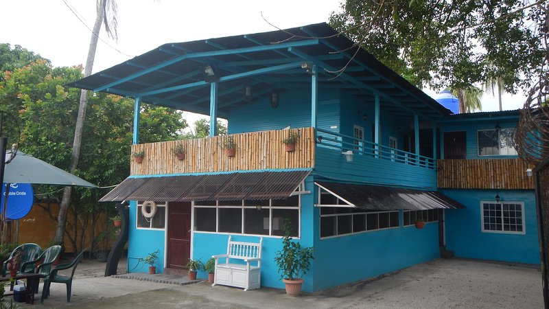 Corotu GuestHaus at Playa Blanca, Cocle, Panama, Ferienwohnung in Farallon (Playa Blanca)
