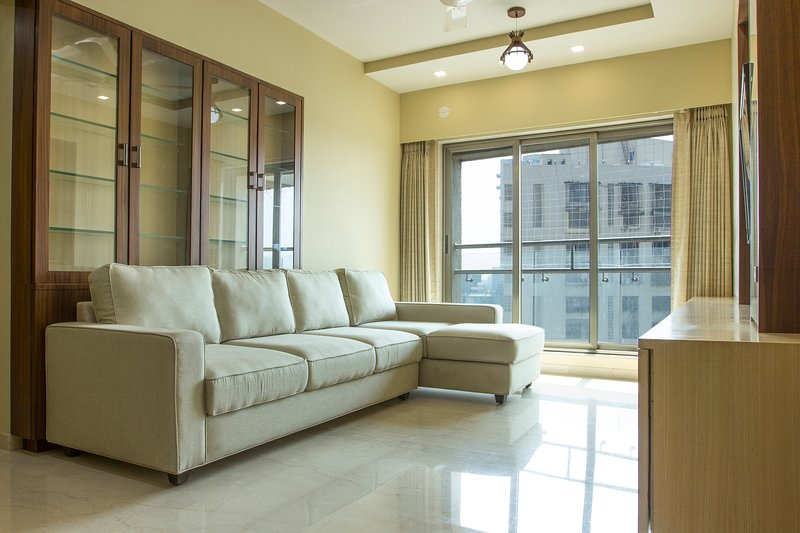 Spacious and Fabulous 3BHK in Heart of Andheri West, Mumbai – semesterbostad i Mumbai (Bombay)
