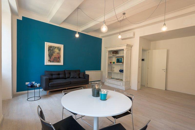 Appartamento deluxe nel centro storico di Perugia, holiday rental in Ponte San Giovanni