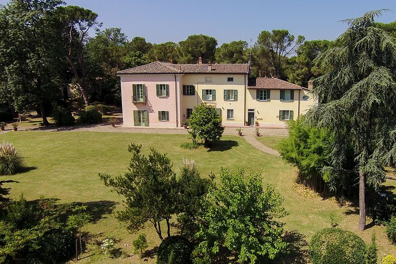 Villa Calanco Country House
