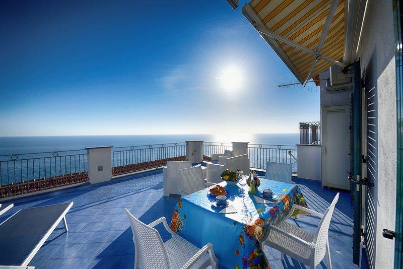 Casa giaggiolo, vacation rental in Conca dei Marini
