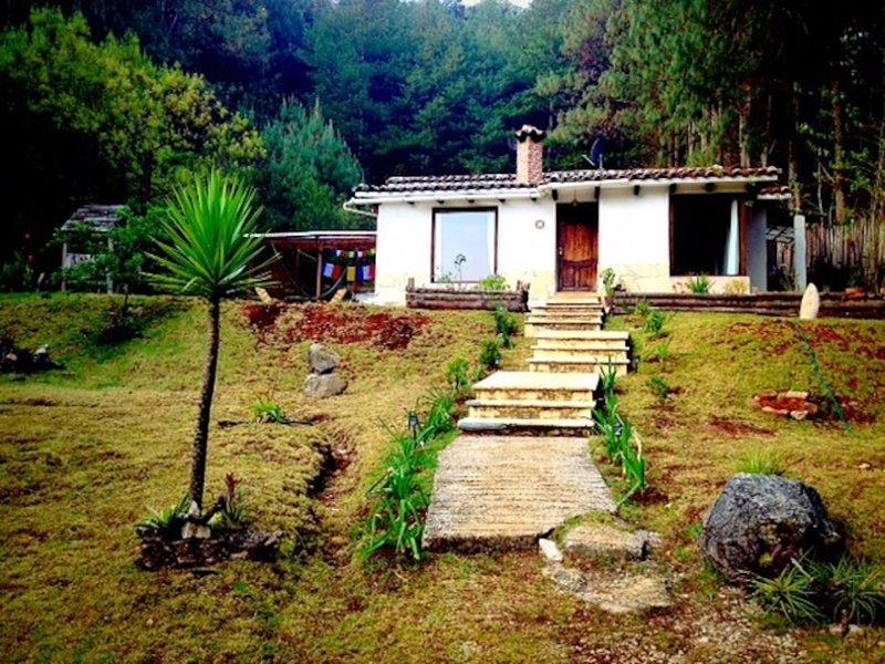 Zen Forest House, location de vacances à Chiapas