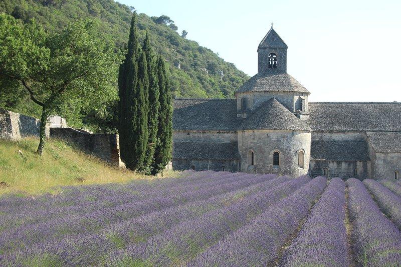 Abbey of Senanque in Gordes