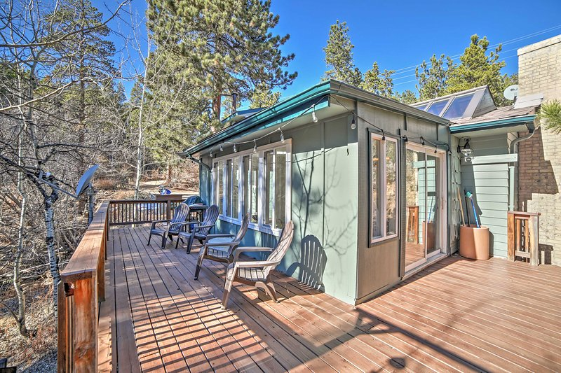 Welcome to your Golden, CO vacation rental home!