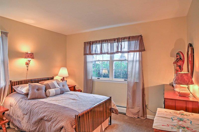 I capi della famiglia sono garantiti molti grandi notti di sonno con questo comodo full-size.