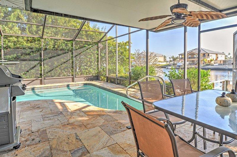 Divertirse en el sol en esta increíble casa de vacaciones New Port Richey!