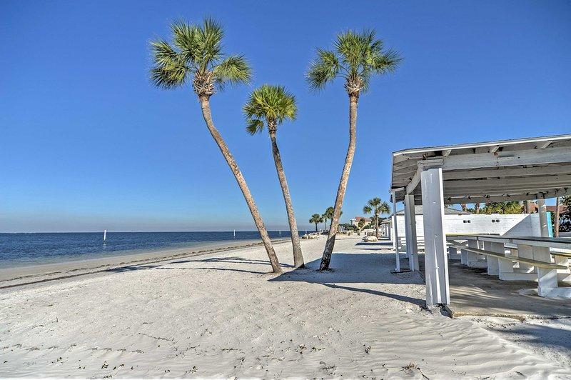 Experimentar el refugio de playa de toda la vida en este refugio New Port Richey!