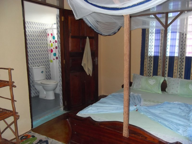 All bedrooms with private bath