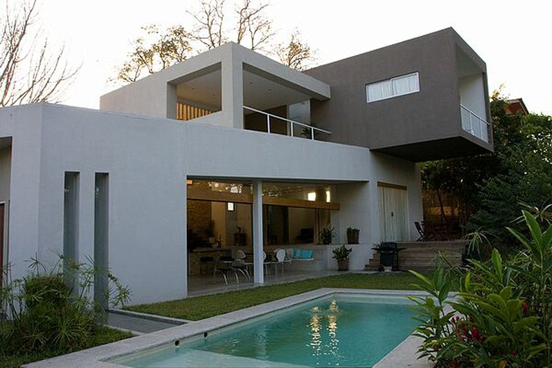 Casa Maya, Comfortable modern home meeting the jungle!, holiday rental in Montezuma