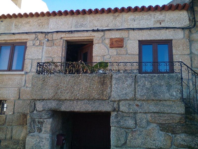 Casa Marias, holiday rental in Sortelha