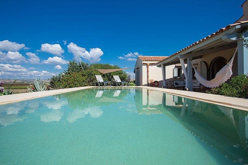 Villa Le Vigne - Selinunte, location de vacances à Marinella di Selinunte