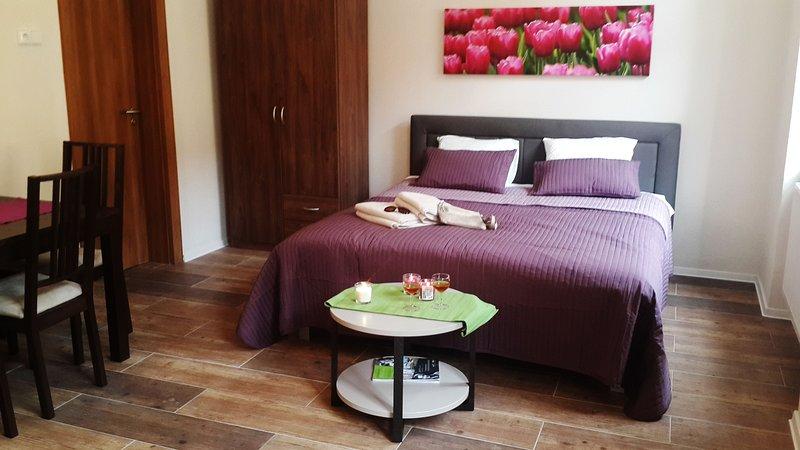 Apartment Tulip's Lake, aluguéis de temporada em Stozec