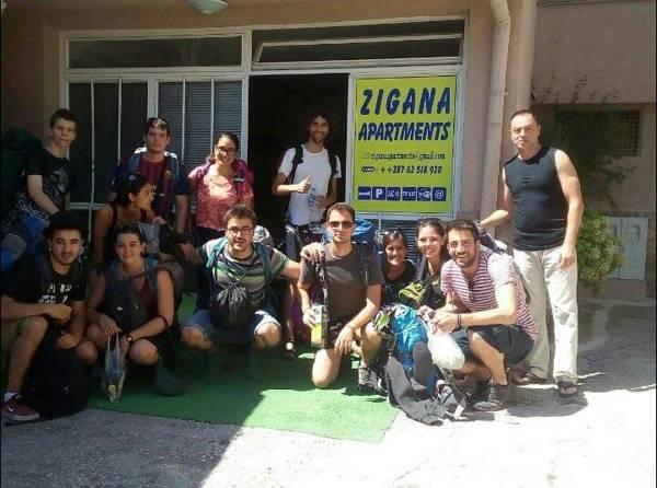 ZIGANA APARTMENTS, location de vacances à Mostar