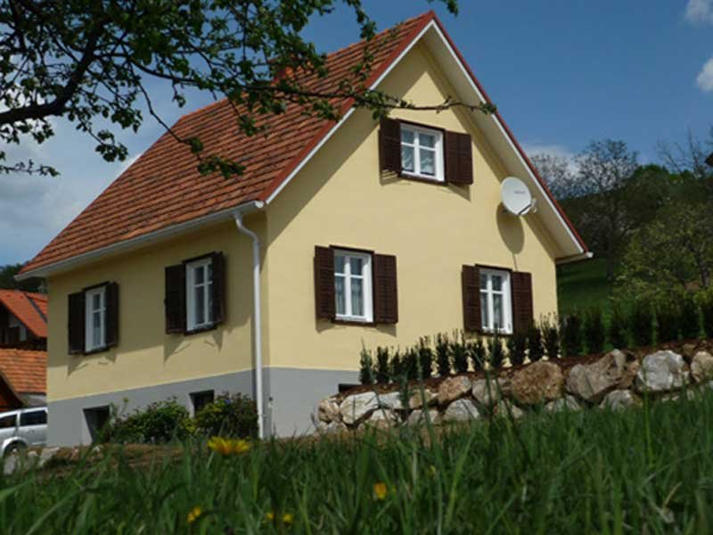 The holiday house Meißlberg
