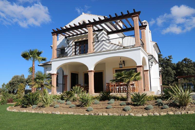 Villa Portier, vacation rental in Montejaque