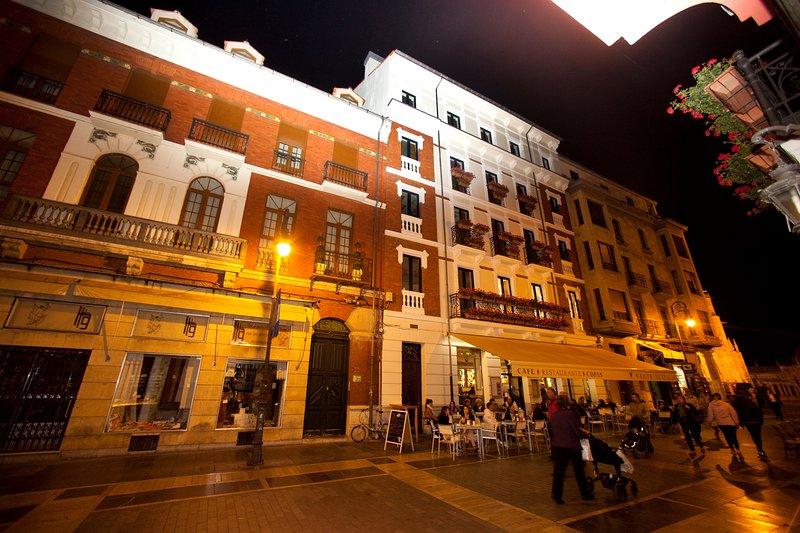 Suite Cantarranas Calle Ancha 6 ( LEON) - Estilo Clásico, cálida y acogedora, alquiler de vacaciones en Provincia de León