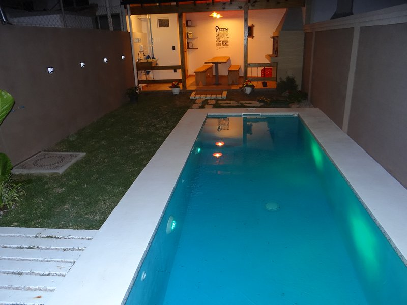 Casa Frente al Mar, hasta 10 pers. en Mar del Plata, Faro Norte, holiday rental in Mar del Plata