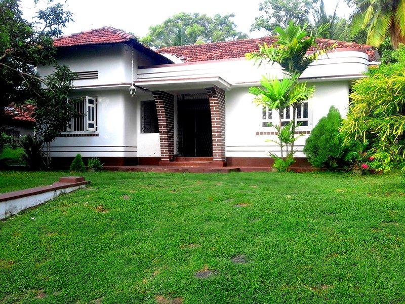 gezellige huisje Tangalle