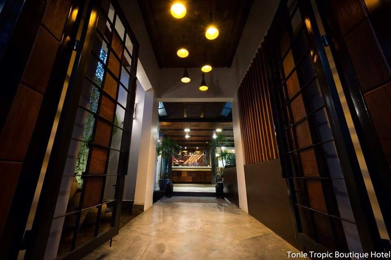 Tonle Tropic Boutique Hotel, vacation rental in Siem Reap